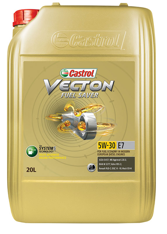 CASTROL Vecton Fuel Saver 5W-30 E7 20 lt