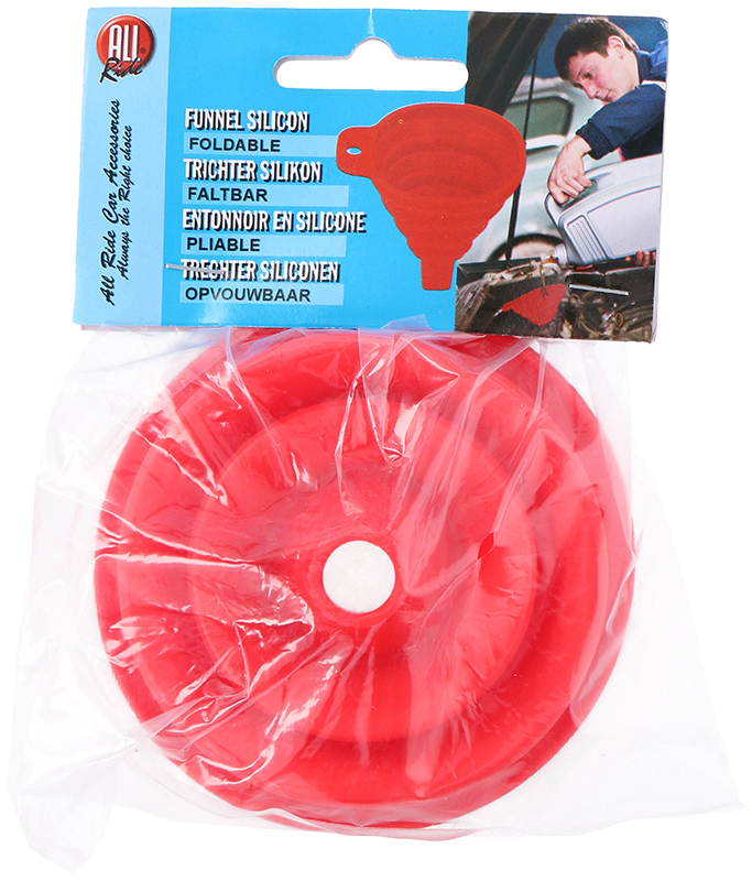 ALLRIDE trychtýř skládací silikonový - Doplňky pro domácnost a auto