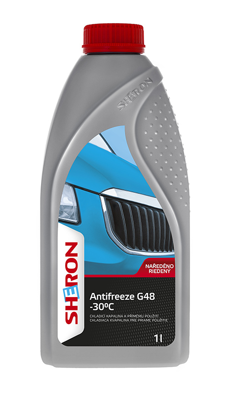 SHERON Antifreeze G48 -30 °C